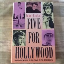 Montgomery Clift * Liz Taylor * Natalie Wood * Rock Hudson * James Dean  HC/DJ