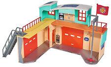 Feuerwehrmann Sam - 109258282 - Feuerwehrstation zum Aufklappen - NEU OVP