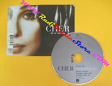 CD singolo Cher All Or Nothing 3984 28127 2 GERMANY 1999 no lp mc vhs dvd(S28)