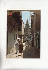 BF28256  fes talas callee de la medina morocco   front/back image