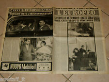 EUROPEO 1951/22=CERVELLO MECCANICO IBM=ALFREDO BINDA=INTER IN QUESTURA=