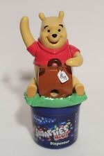 Disney Winnie the Pooh Smarties Mini's Candy Dispenser Travel Exclusive RARE