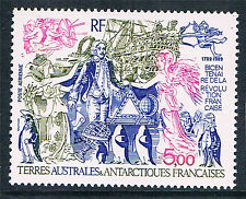 French Antarctic/TAAF 1989 French Revolution SG 256 MNH