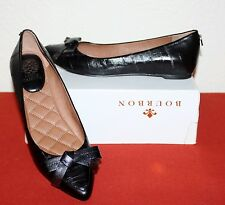 GORGEOUS VINCE CAMUTO UK 7 EU 40 LEATHER POINTY BALLERINA FLATS
