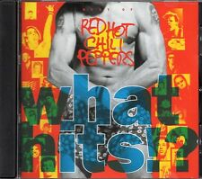 Red Hot Chili Peppers - What Hits (1992 CD)