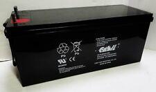 Casil 12v 200ah for Sealed Lead-Acid Battery - AGM-type, 12V, 200 Amps