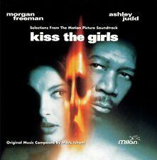 KISS THE GIRLS soundtrack CD MARK ISHAM score Little Richard John Lee Hooker NEW