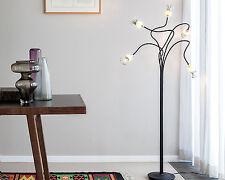 Serien Lighting Stehleuchte Poppy 5 Arm Design Stehlampe