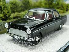 FORD CONSUL MODEL CAR DR NO JAMES BOND 1:43 SCALE BLACK SPECIAL ISSUE K8Q