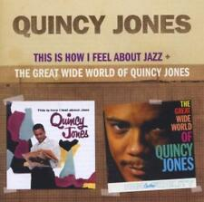 Neu  This Is How I Feel About Jazz/The Great Wide World Of Quincy Jones von Quin