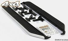 Land Rover Discovery 3 + 4 Luxury Side Steps Running Boards Set