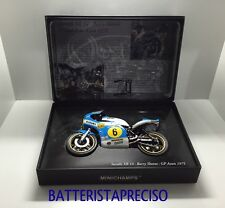 MINICHAMPS 1/12  BARRY SHEENE  SUZUKI XR 14 GP ASSEN 1975  LIMITED EDITION RARE