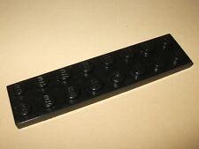 LEGO® 3034: 10 schwarze Platten 2x8 303426