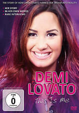 Demi Lovato: This Is Me - Unauthorized (DVD, 2016)