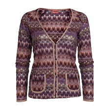 Missoni for Lindex - Purple Cardigan  // Size: M