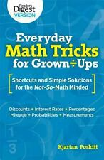 Everyday Math Tricks for Grown-Ups: Shortcuts and Simple Solutions for-ExLibrary