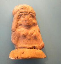Statuette antique d'Equateur