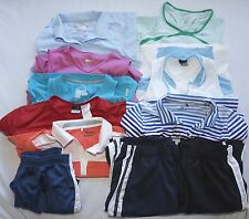 NIKE Woman's Size Large - LOT 11 Athletic Sportswear Tops Shorts Pants Most Mint