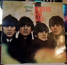 """BEATLES - Beatles For Sale - LP - JAPAN - """"Red Wax"""" - 12"""" 33 RPM - First Press!"""