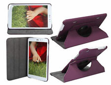"FUNDA CARCASA TABLET LG G PAD 8.3 8,3"" V500 GIRATORIA 360º COLOR MORADO"