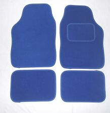 Blue Car Mats For Ford Escort Fiesta Focus Fusion Rs St