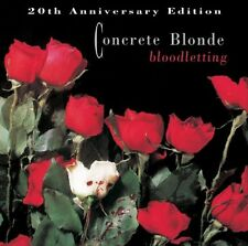Bloodletting (20th Anniversary Edition) - Concrete Blonde (2010, CD NEUF)