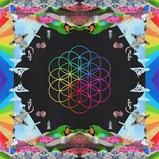 COLDPLAY - A HEAD FULL OF DREAMS  CD NEU