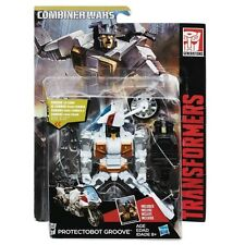 Transformers Combiner Wars Deluxe Groove MOSC in UK! Defensor Protectobot