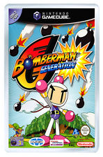 BOMBERMAN GENERATION NINTENDO GAMECUBE FRIDGE MAGNET IMAN NEVERA