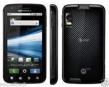Motorola ATRIX 4G MB860 Unlocked Android HD WiFi 16GB 5MP GSM Smartphone GREAT