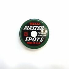 Master Spots - 1 Dozen, Replacement Spots For Pool Table Billiards - SHIPS FAST!