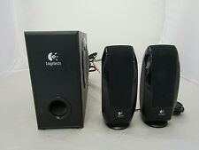 Logitech S-220 2.1 Speakers And Subwoofer