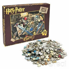HARRY POTTER HORCRUX 500 PIECE JIGSAW PUZZLE WIZARD GRYFFINDOR HOGWARTS GIFT