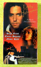The Lady and the Highwayman ~ New VHS Movie ~ Hugh Grant Emma Samms Sealed Video