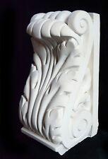 William Morris Hoja Sujetalibros Única Pieza Hecha A Mano 17 Yeso Figura Nueva
