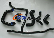 For BMW E30 M20 320i/325i 89 90 91 92 Silicone Radiator Hose 1989-1992 black