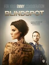 BLINDSPOT Emmy consideration advertisement Jaimie Alexander Sullivan Stapleton