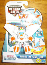 Transformers RESCUE BOTS BLADES FLIGHT-BOT Vehicle Playskool Heroes RESCUE JET