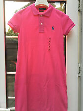 Neuf 100% authentique ralph lauren polo robe taille uk xs