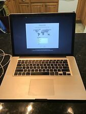 "Apple MacBook Pro A1286 15.4"" Laptop - MD322LL/A (October, 2011)"
