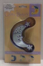 Cookie Baker's Cutter & Stamp Sleeping Moon