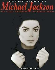 Michael Jackson : A Visual Documentary by Adrian Grant (1997, Paperback, Revised