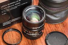 LEICA M Summilux-M 50mm f/1,4 ASPH - Sehr guter Zustand