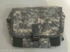 Blackhawk Strike ACU US Mask Bag Carrier Universal Camo Molle Army Military VGC
