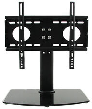 "Universal TV Stand/Base + Wall Mount for 26"" - 32"" Flat-Screen TVs (FREE Shippin"