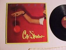 CLASSIC ROCK POP MUSIC RECORD ALBUM  ~CAT STEVENS~  VINTAGE VNIYL DISC LP 1977