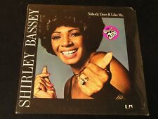 Shirley Bassey - Nobody Does It Like Me - 1974 LP - SEALED!