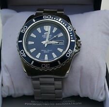 Orient MAKO XL Blue Automatic Self-Winding CEM75002D