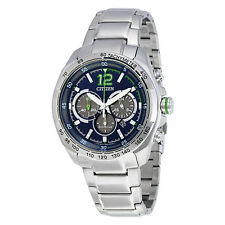 Citizen Blue Dial Mens Chronograph Watch CA4230-51L