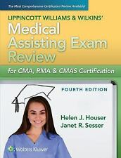 Medical Assisting Exam Review by Houser (2015, Paperback, Revised)